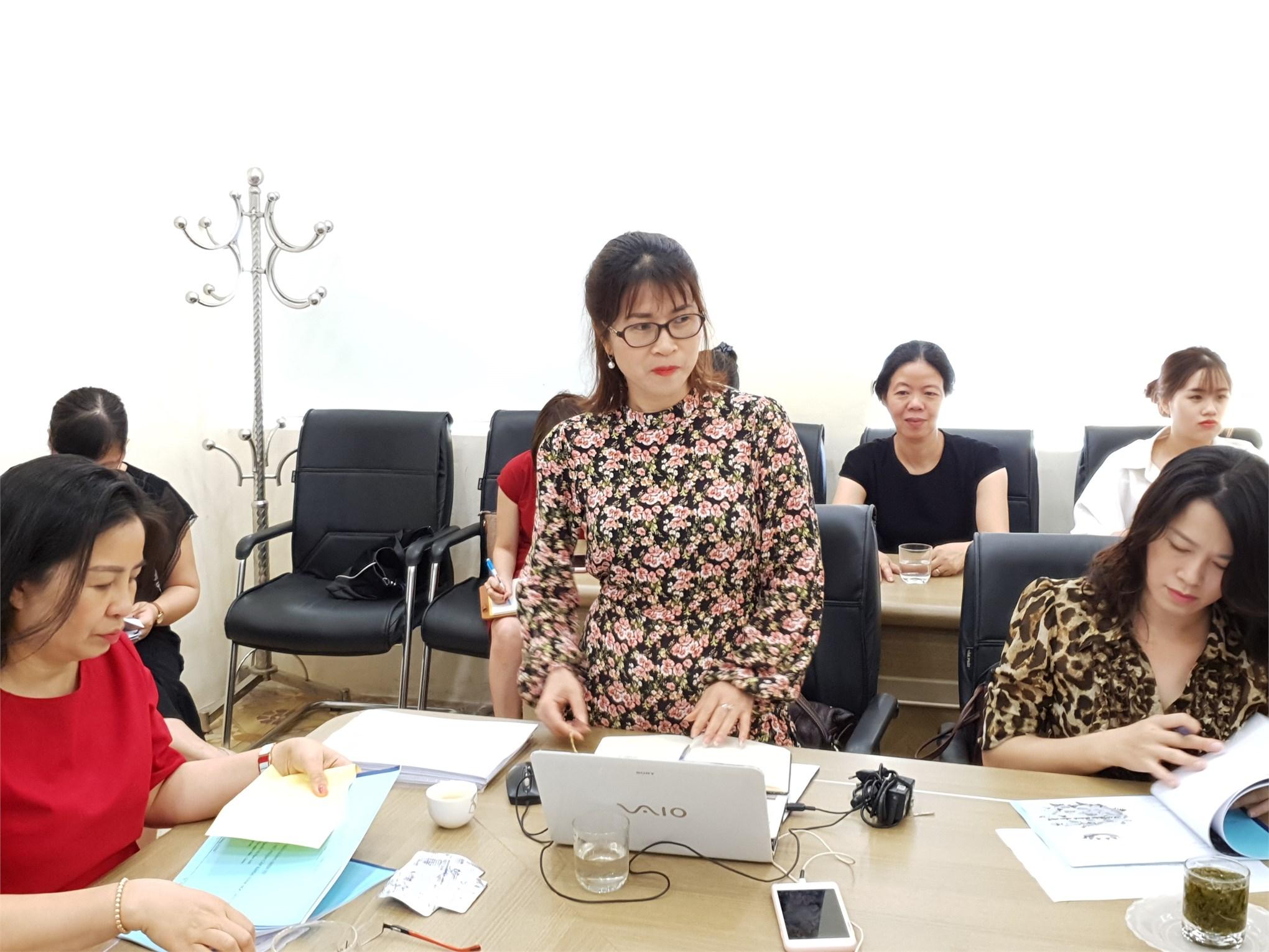 Hội thi giảng viên giỏi nghiệp vụ sư phạm cấp Khoa năm học 2019 – 2020