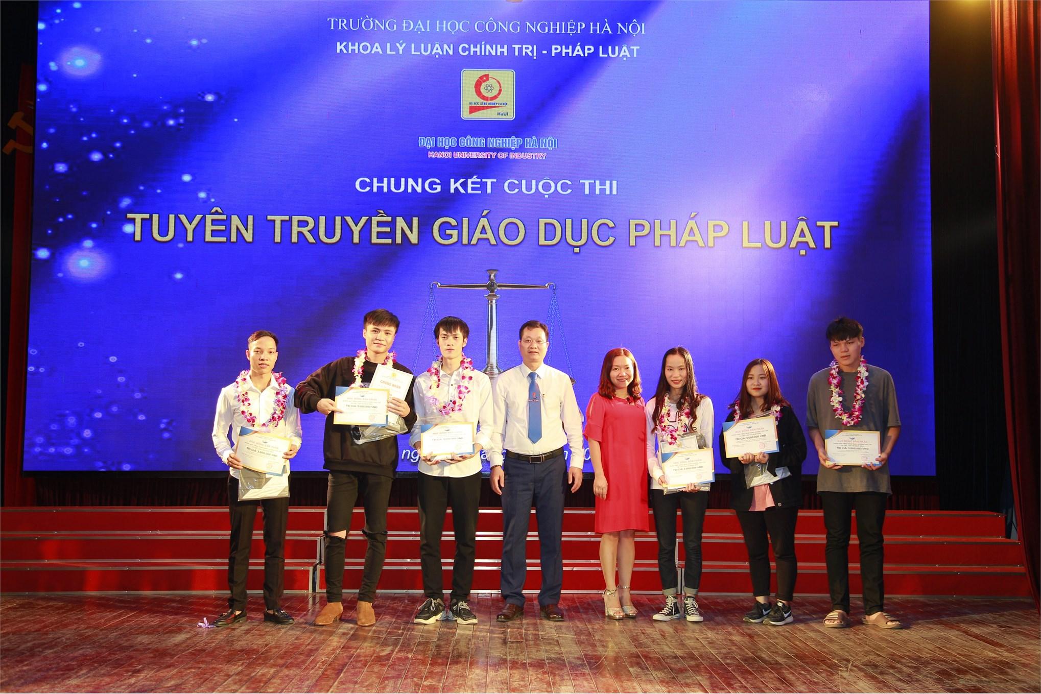 Vòng loại Cuộc thi `Tuyên truyền giáo dục Pháp luật` năm 2020