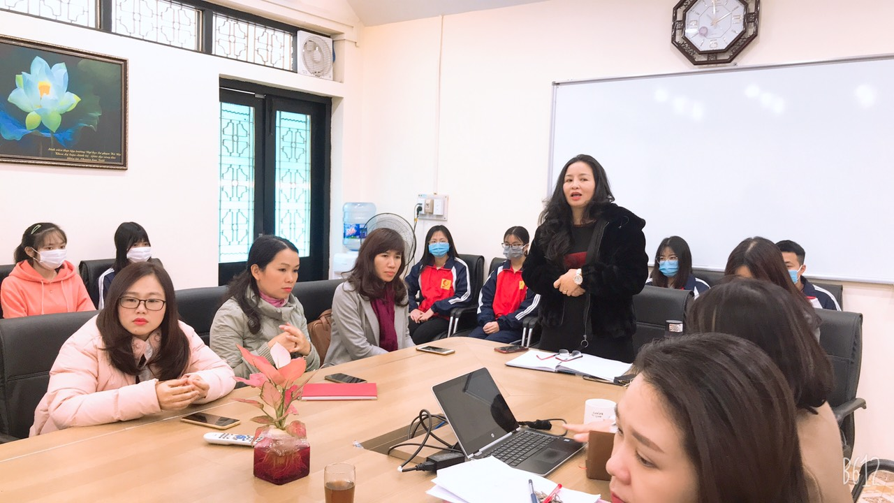 Sơ kết công tác dạy học theo hình thức kết hợp học phần `Tư tưởng Hồ Chí Minh`