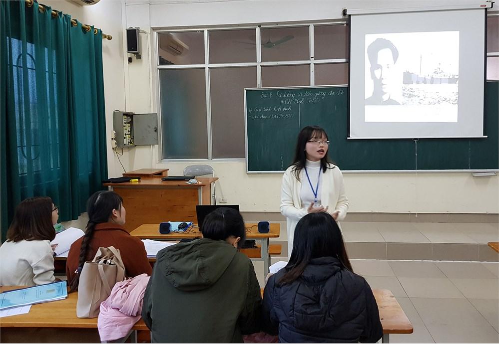Tổng kết đợt thực tập lần thứ 2 của sinh viên Khoa Lý luận Chính trị - Giáo dục công dân, Trường Đại học Sư phạm Hà Nội