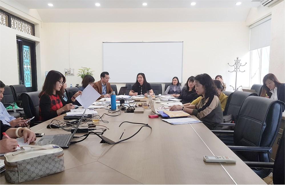 Hội thi giảng viên giỏi nghiệp vụ sư phạm cấp Khoa năm học 2018 - 2019
