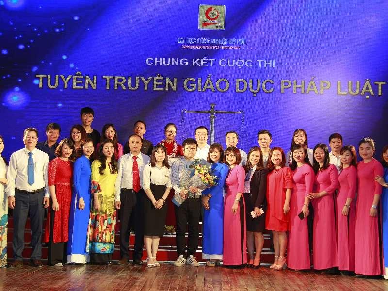 Một số giải pháp nâng cao ý thức pháp luật của sinh viên Trường Đại học Công nghiệp Hà Nội