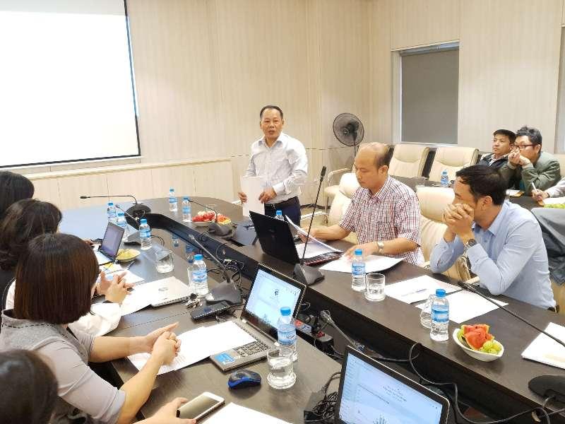 Nghiệm thu thành công bài giảng điện tử học phần Tư tưởng Hồ Chí Minh, Triết học Mác - Lênin
