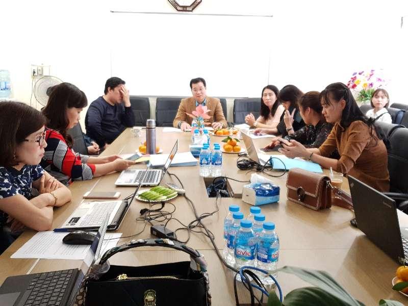 Hội thảo Khoa học lần thứ 7, Khoa Lý luận Chính trị - Pháp luật năm học 2020-2021